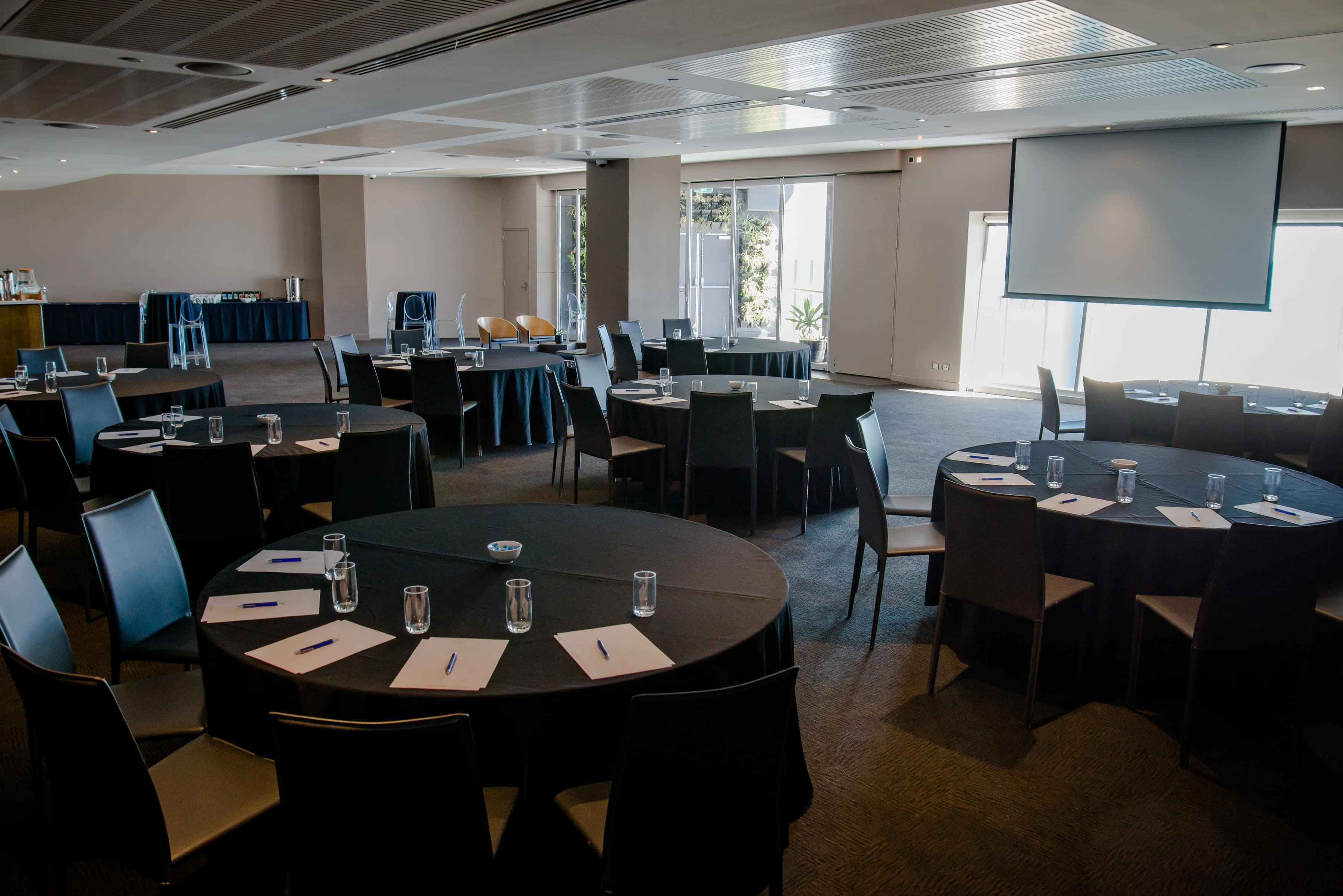 adelaide corporate event with tech facilities
