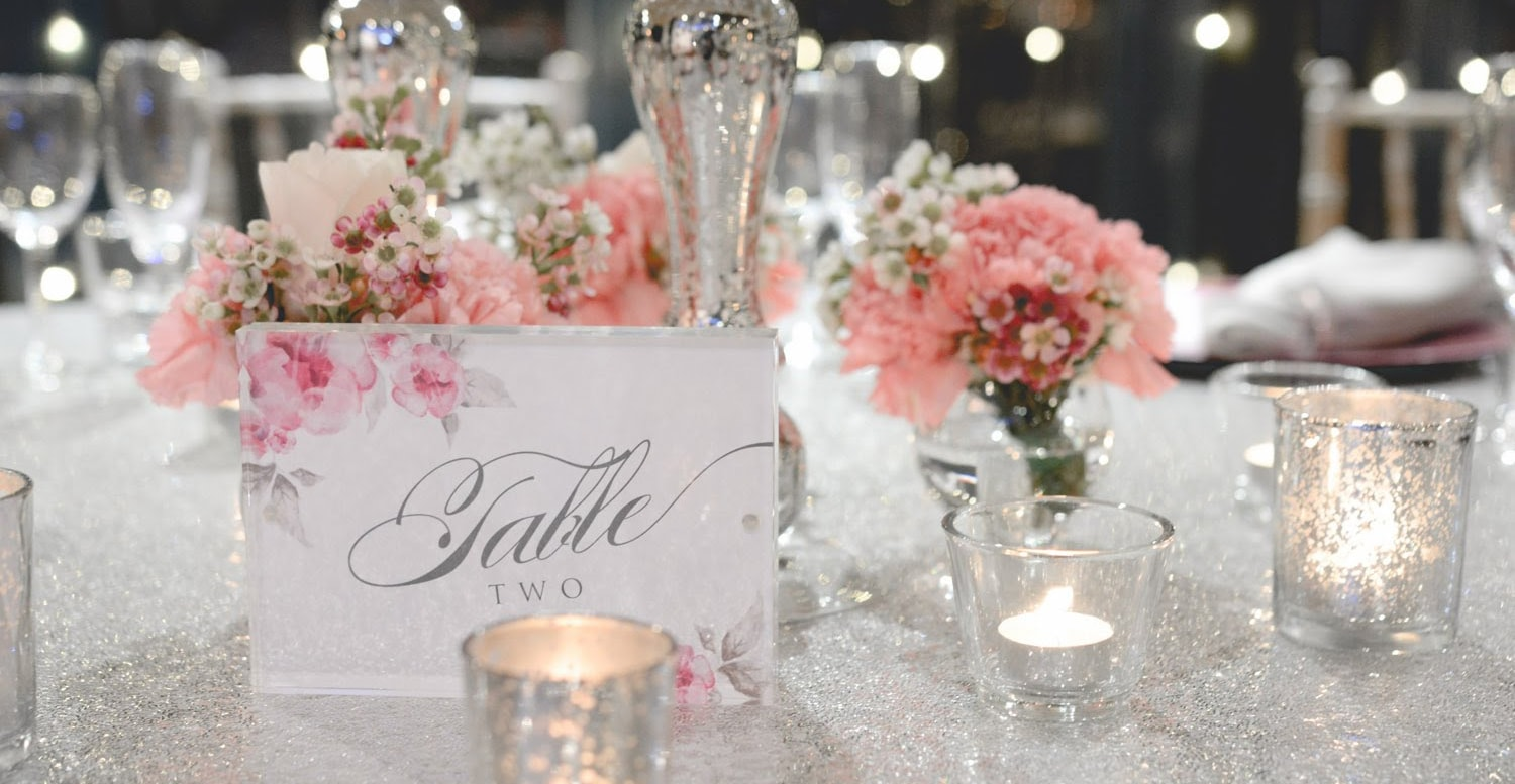 adelaide winter wedding decor