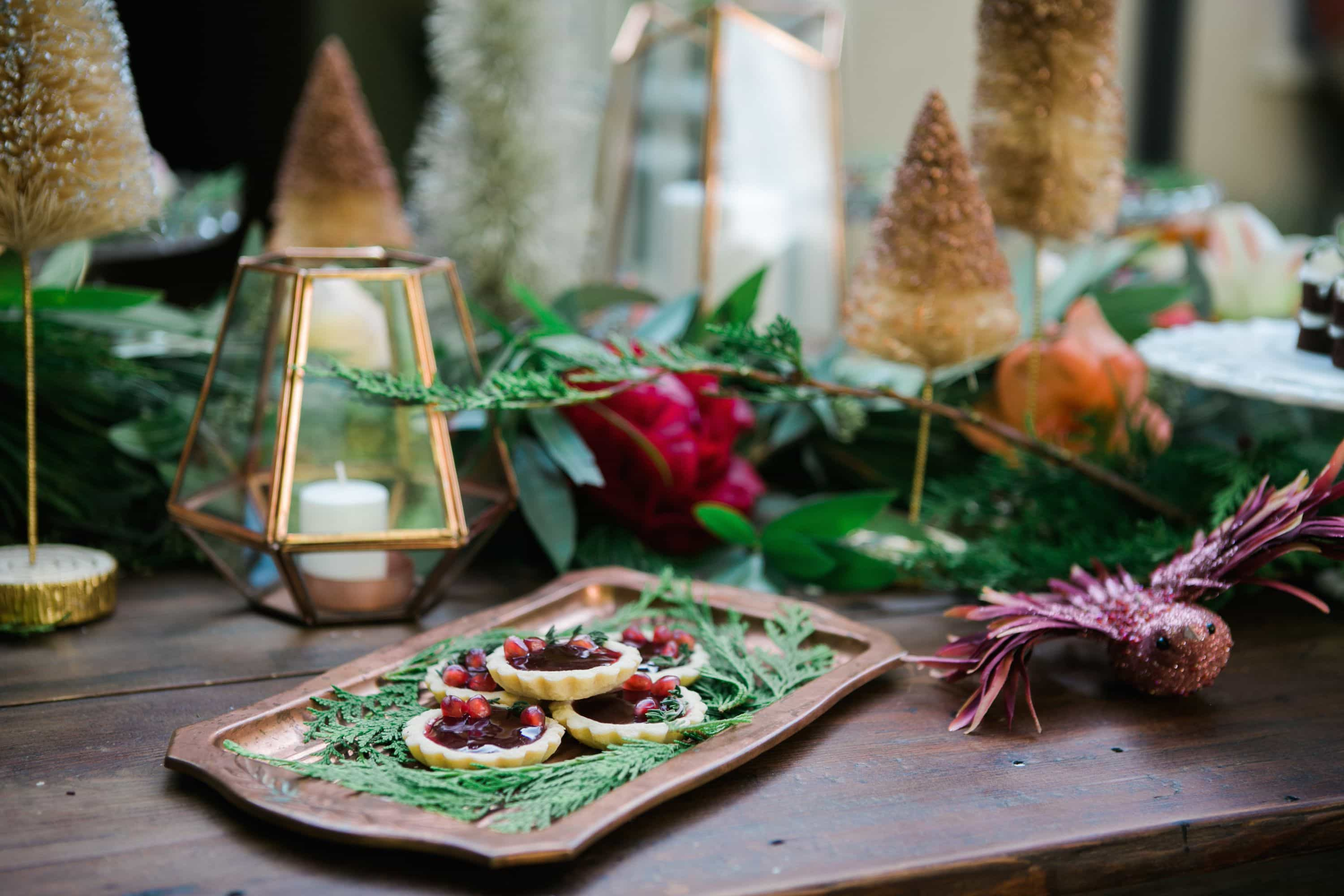 Christmas Table Decoration Ideas The Function Glenelg South