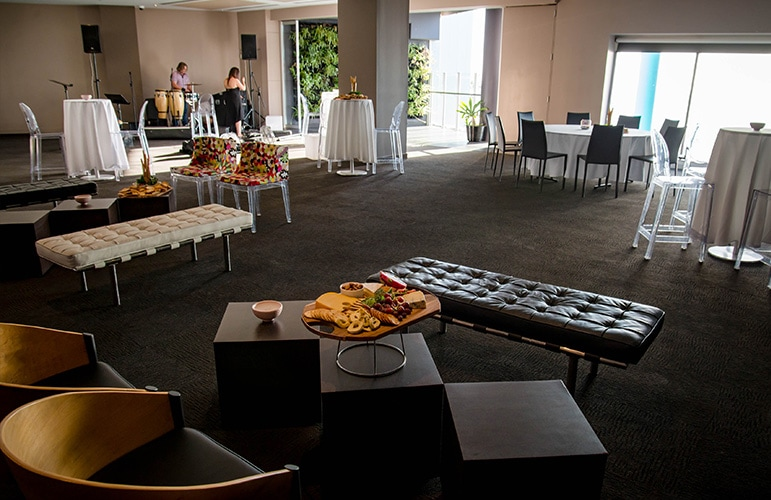 corporate function room